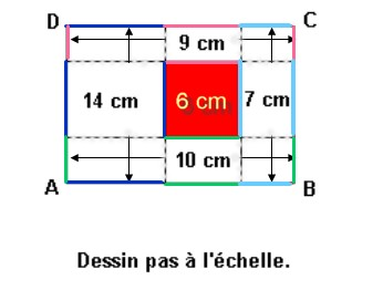 re:Périmètres de rectangles.