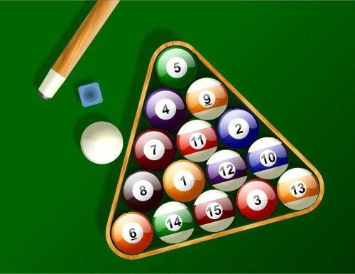 billiards clip art