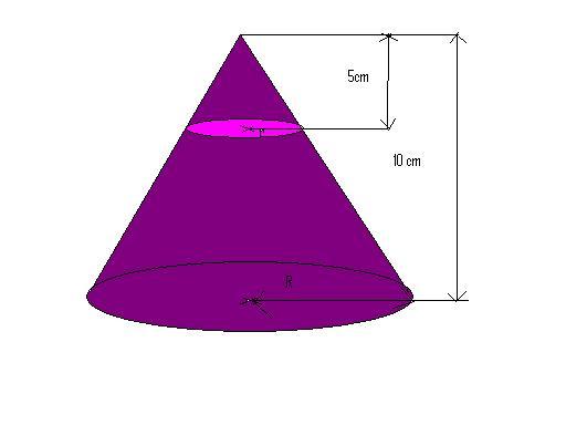 coefficient de r duction ou d 39 agradissement c ne forum math matiques 115237. Black Bedroom Furniture Sets. Home Design Ideas