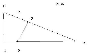 demontrer 2 droites paralleles dans un triangle rectangle