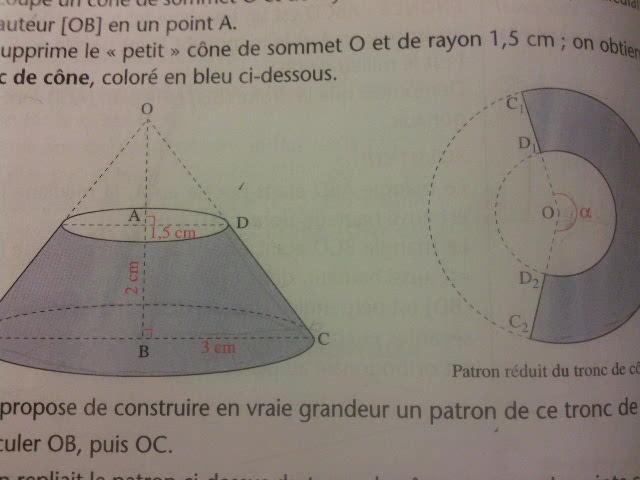 Comment calculer la hauteur d 39 un c ne forum math matiques seconde th me g om trie dans l - Comment calculer la puissance d un radiateur ...