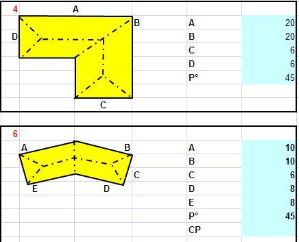 Calcule surface toiture forum math matiques 348142 - Calcul m2 piece ...