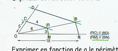 exercice maths 4eme : exercice de mathématiques de ...
