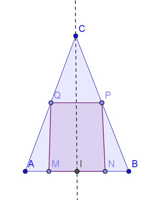 Devoir maison triangle quilat ral exercice de for Maison en triangle