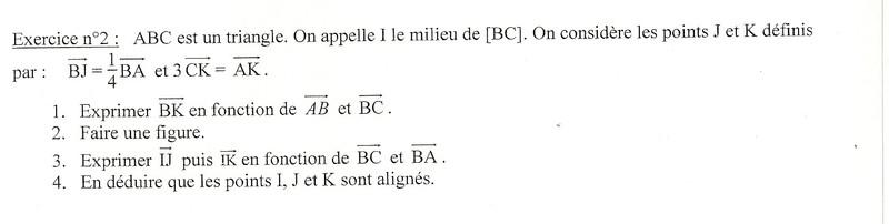 Relation de Chasles - Forum mathématiques seconde repérage ...