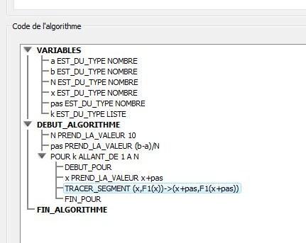 Algorithme seconde - forum de maths - 528721