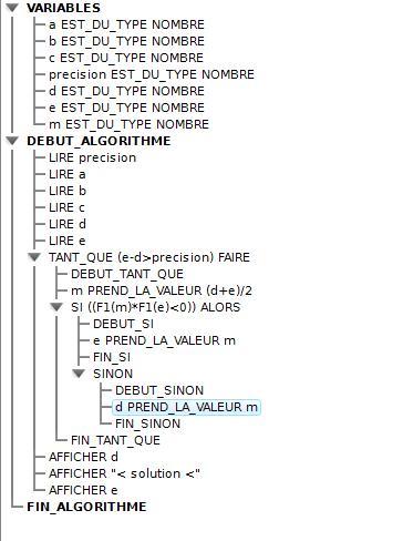 Algorithme Niveau Seconde Exercice De Mathematiques De Seconde 406853