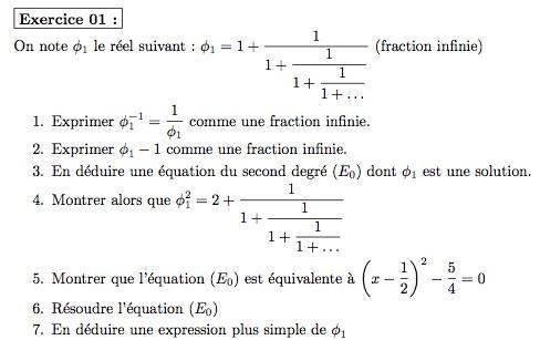 Bloquer sur une question de fraction 2nde Mathématiques