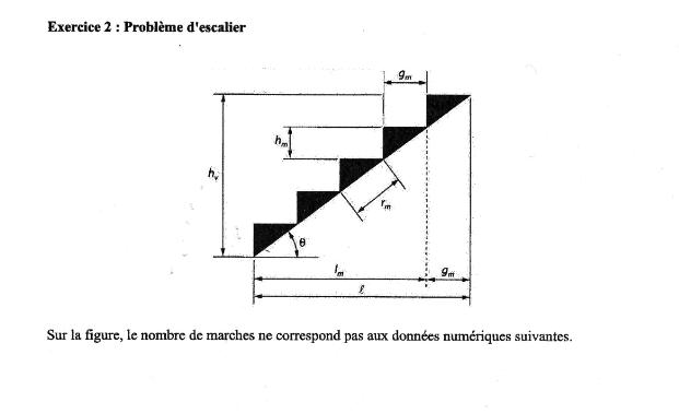devoir maison probl me escalier forum de maths 443426. Black Bedroom Furniture Sets. Home Design Ideas