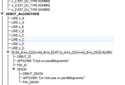 algorithme et programmation de algobox - Forum ...