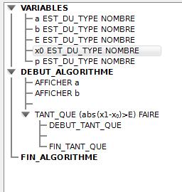 Algorithmes en seconde avec Scratch ou Algobox   À Découvrir
