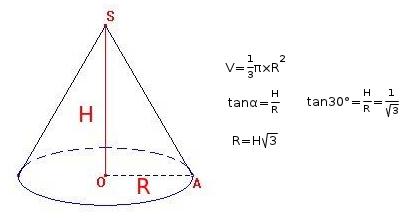 calcul d un rayon