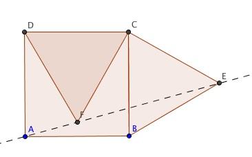 Alignements points figure géométrie 6eme : exercice de ...
