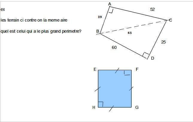 Comment calculer un metre carr comment calculer les m - Calculer des metre carre ...