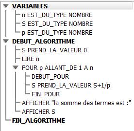 1 Les algorithmes dans l'histoire Des définitions d'un ...