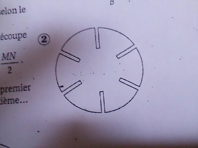 problème réalisation d'un modèle de sphère : exercice de