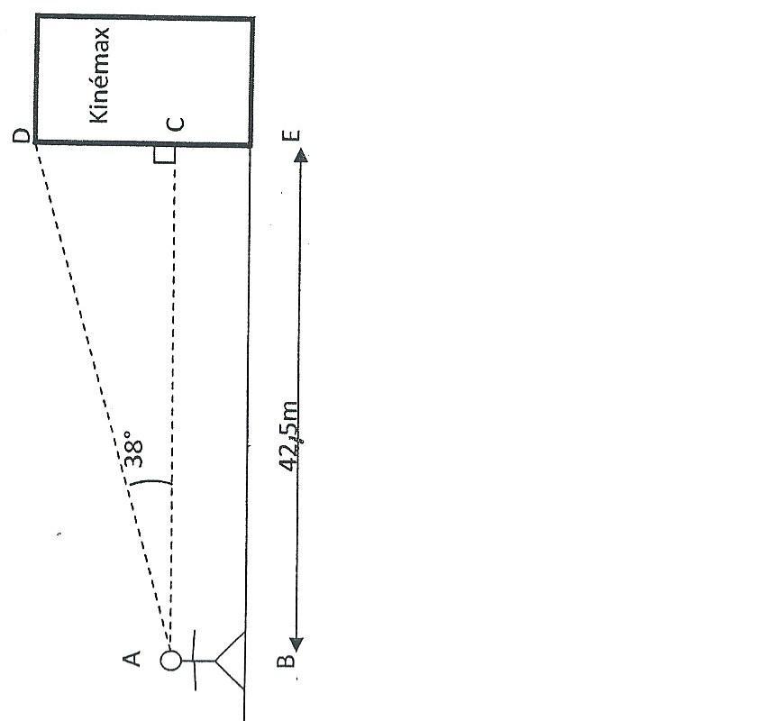 Realiser Un Triangle A L Echelle 1 500 Exercice De Geometrie 490929