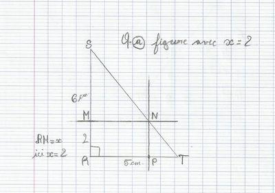 DM de Maths 3ème : Exercice sur les fonctions et les ...