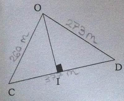 aire d 39 un triangle sans connaitre et pouvoir calculer la hauteur exercice de triangle rectangle. Black Bedroom Furniture Sets. Home Design Ideas