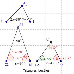 Exercice de math 3éme - forum de maths - 537496