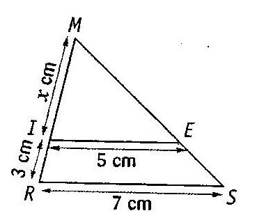Géométrie: Théorème de Thalès - forum de maths - 584496