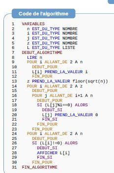AlgoBox : Logiciel d'initiation à l'algorithmique