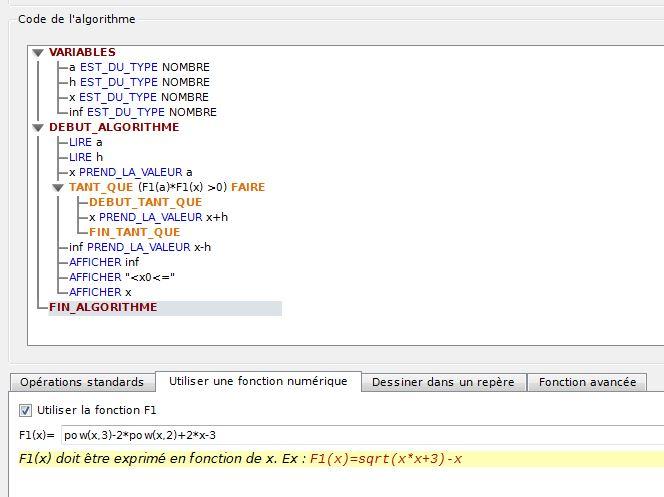 Suite-AlgoBox erreur - Forum mathématiques terminale ...