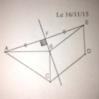 Devoir maison pythagore exercice de g om trie 663609 for Aide devoir maison