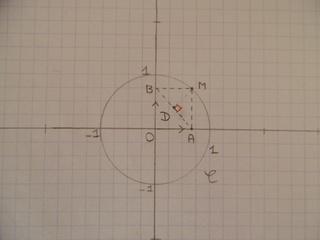 Produit scalaire dans un repère orthonormé 1ère S ...