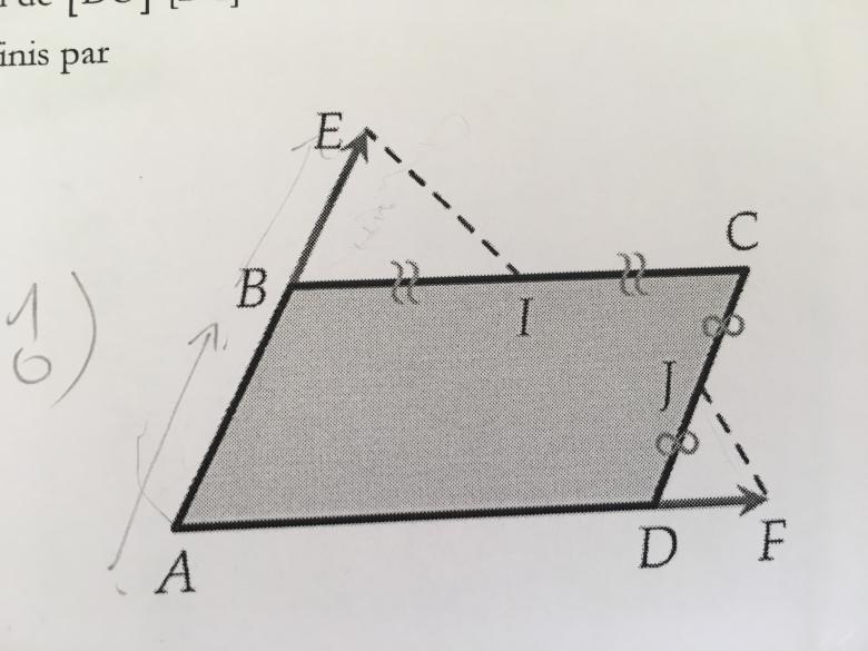 Exercice sur les vecteurs seconde - forum de maths - 768871