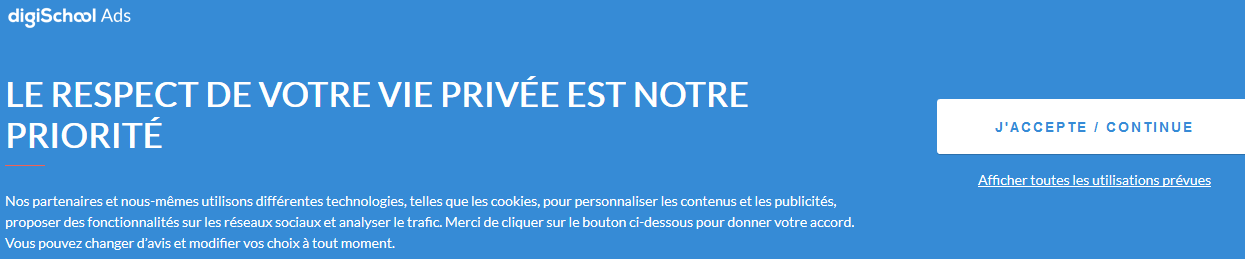 cookies et invasion