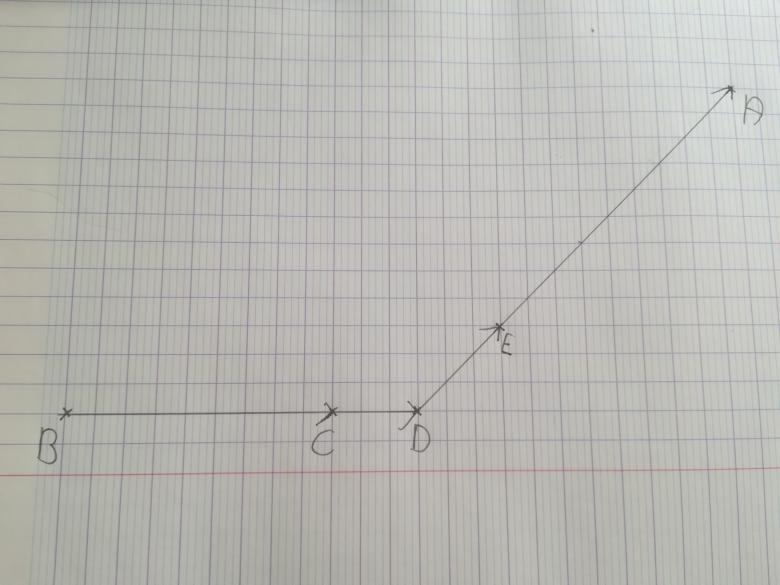 Vecteurs Relation De Chasles Exercice De Mathematiques De Premiere 796553