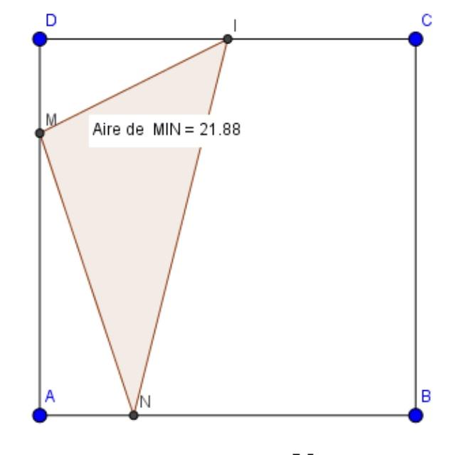 Fonction 2nd degré exercice - forum mathématiques - 855667